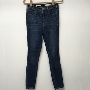 Anthropologie Jeans - Pilcro Letterpress Superscript High Skinny Jeans